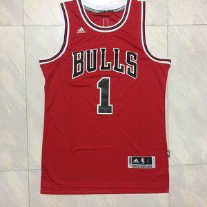 Derrick Rose Chicago Bulls Jersey